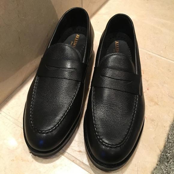 Allen Edmonds Nomad Leather Penny